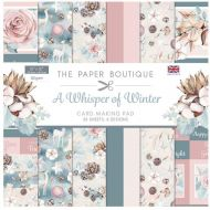 Whisper of Winter 12 x 12 Christmas Paper Pad