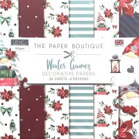 Winter Gnomes 6 x 6 Paper Pad (OUT OF STOCK)
