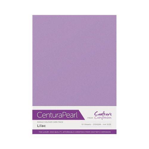 Centura Pearl 10 Sheet Card Packs Lilac