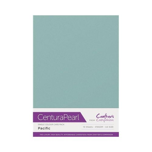 Centura Pearl 10 Sheet Card Pack Turquoise