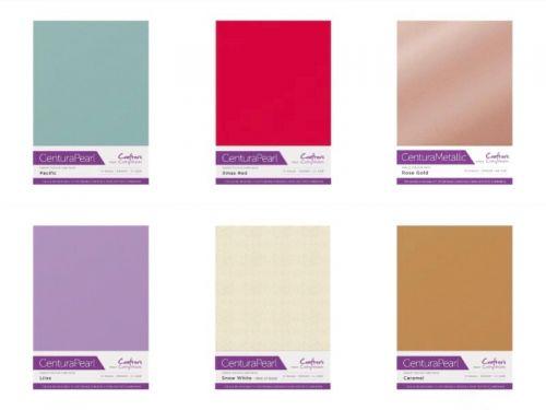Centura Pearl 10 Sheet Card Packs