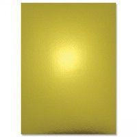 Hunkydory Mirror Card Gold