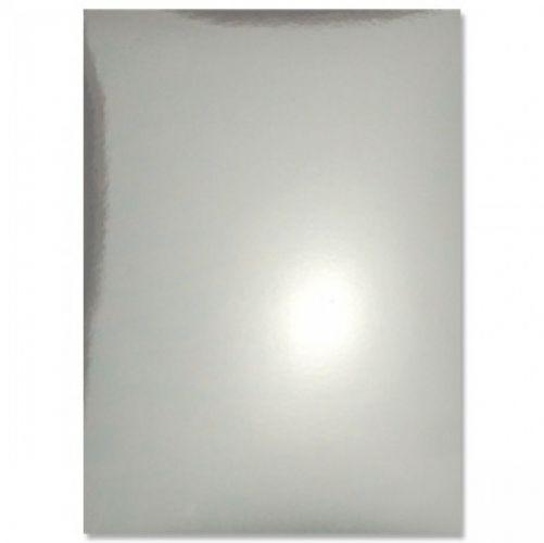Hunkydory Mirror Card Silver