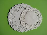 Paper Lace Doilies