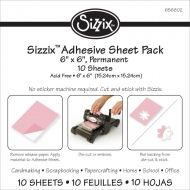 Sizzix Double Sided Adhesive Sheets