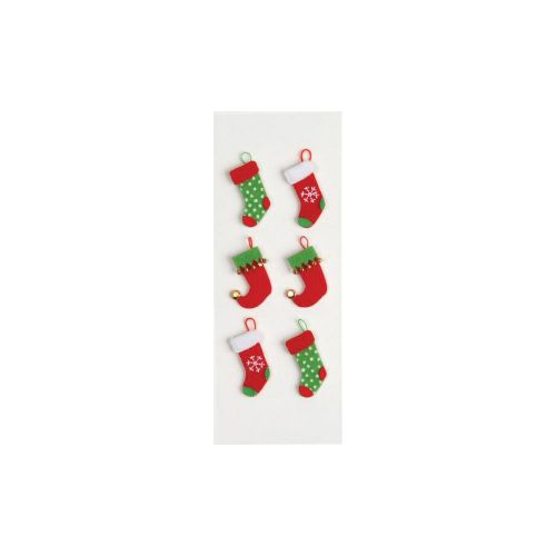 Christmas Stocking Mini Stickers