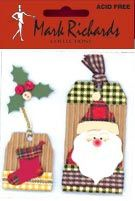 Christmas Gift Tag Embellishment