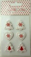 3D Christmas Embellishments