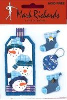 Snowman Tag Embellishments