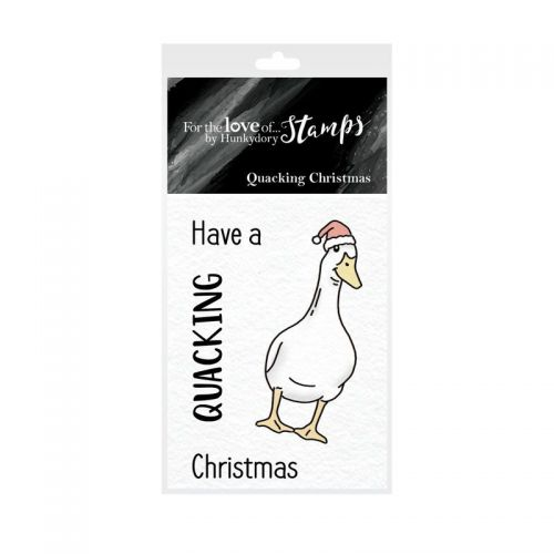 Pocket Sized Puns Have A Quacking Christmas Clear Stamp Set (OUT OF STOCK)