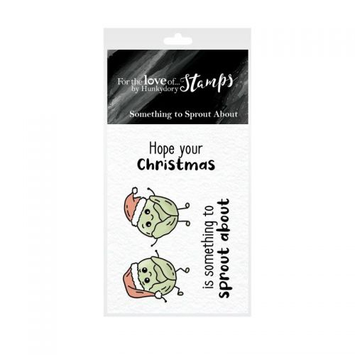 Pocket Sized Puns Something To Sprout About Clear Stamp Set (OUT OF STOCK)