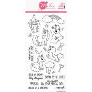Stay Magical Clear Stamp Set