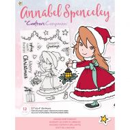 Making Spirits Bright Christmas Clear Stamp Set