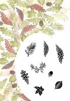 Cardio Majestix Autumn Wreath Clear Stamp Set