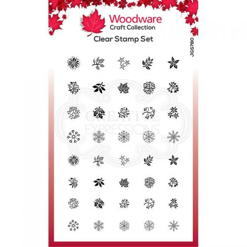 Bubble Tops Clear Stamp Set