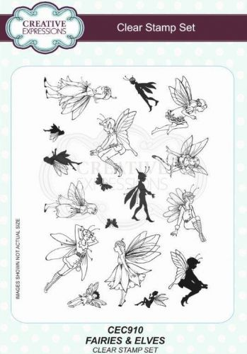 Willowby Woods Fairies and Elves Stamp Set