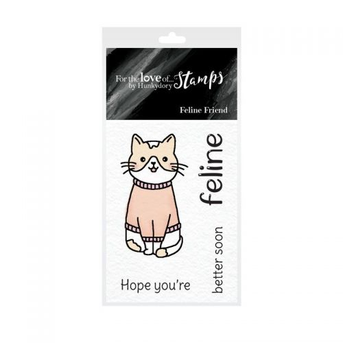 Pocket Sized Puns Feline Friend Clear Stamp Set