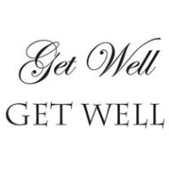 Get Well Clear Stamp Set