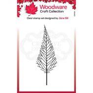 Mini Twiggy Tree Tall Clear Stamp