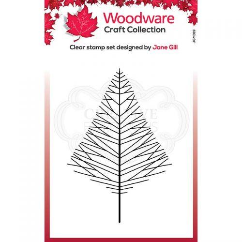 Mini Twiggy Tree Wide Clear Stamp