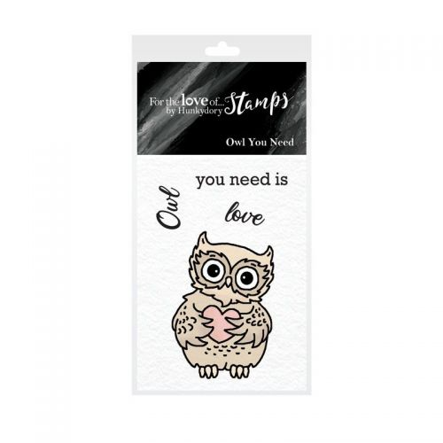 Pocket Sized Puns Owl You Need Clear Stamp Set