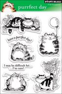 Penny Black Clear Stamp Purrfect Day