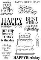 Plenty of Birthdays Clear Stamp Set