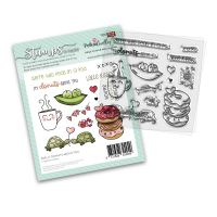 Donuts About You Clear Stamp Set