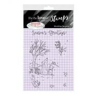 Stocking Surprise Clear Stamp Set