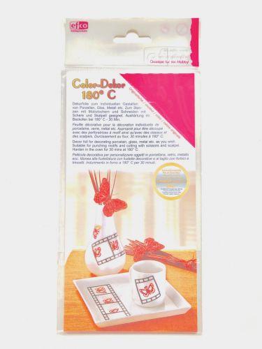 Color Dekor Ceramic Transfers Bright Pink