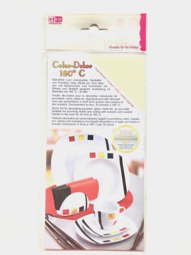 Color Dekor Ceramic Transfers Cream