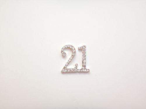 Crystal Number 21