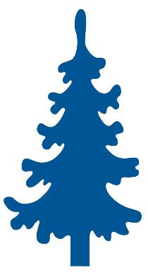 Marianne Creatables Christmas Tree Die Cutter