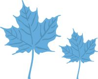 Marianne Creatable Maple Leaf