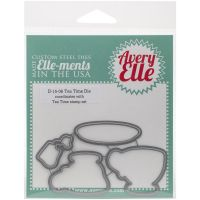 Avery Elle Tea Time Die Set