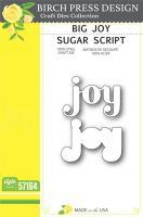 Sugar Script Big Joy Die Set