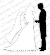 Bride and Groom Die Set