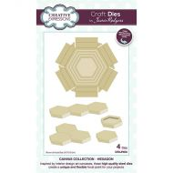 Canvas Collection Die Set Hexagons (OUT OF STOCK)