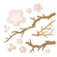Spellbinders Cherry Blossom Die Set (OUT OF STOCK)