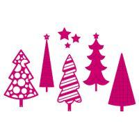 Christmas Tree Die Set