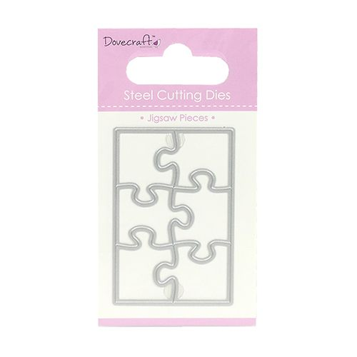 Dovecraft Jigsaw Puzzle Cutting Die (OUT OF STOCK)