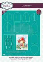 Willowby Woods Fairy Doors Die Set