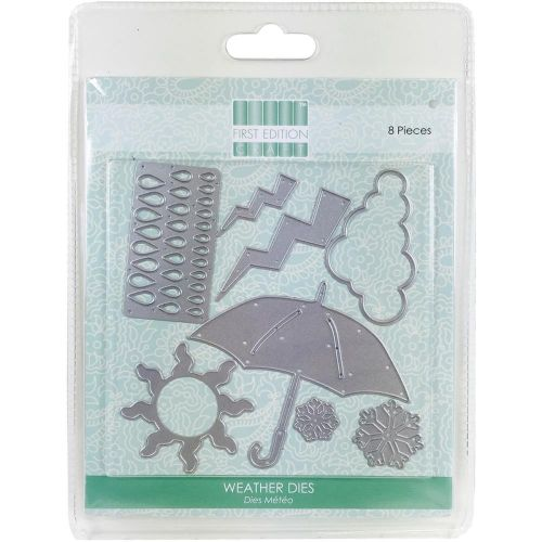 First Edition Weather Die Cutting Set (OUT OF STOCK)