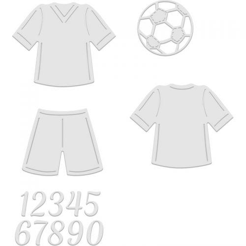 Footballer Kit Die Set