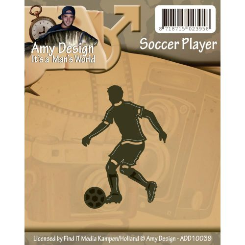 Football Player Die Cutter (OUT OF STOCK)