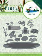 Friendly Frogs Die Cutting Set