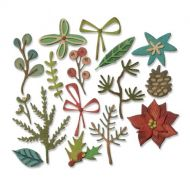 Sizzix Funky Festive Christmas Die Set (OUT OF STOCK)