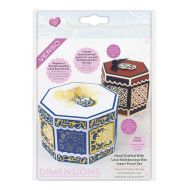 Hand Crafted with Love Kaleidoscope Box Insert Panel Set