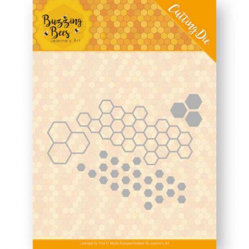 Hexagon Honeycomb Die Set