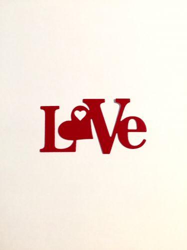 Love Die Cutter